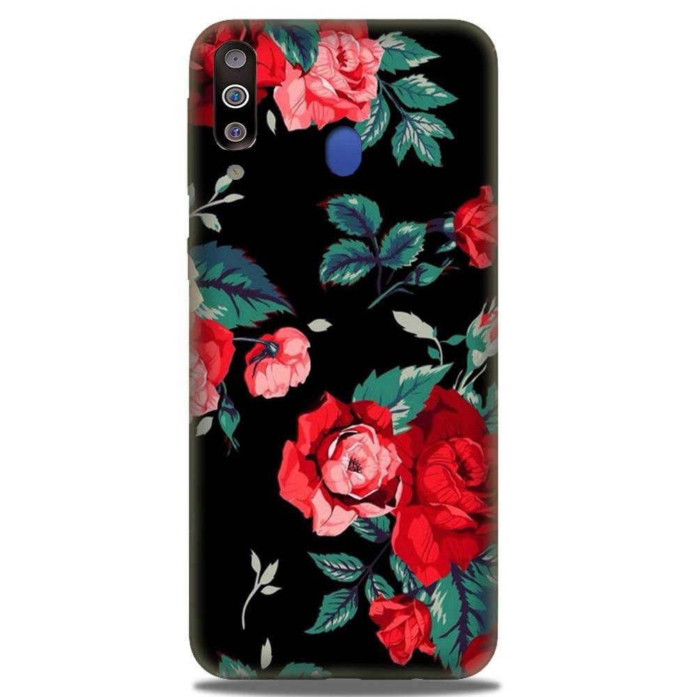 Red Rose2 Case for Samsung Galaxy M30