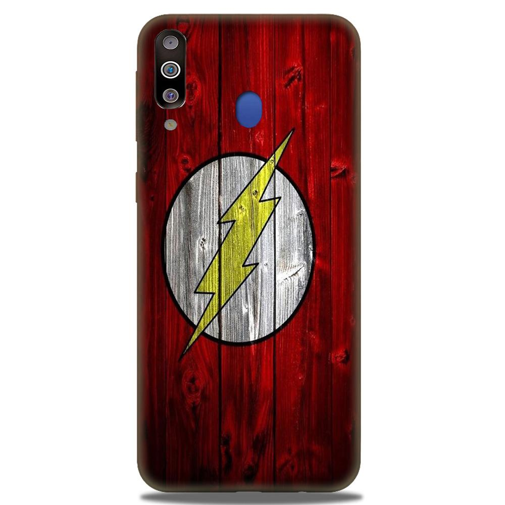 Flash Superhero Case for Huawei P30 Lite  (Design - 116)