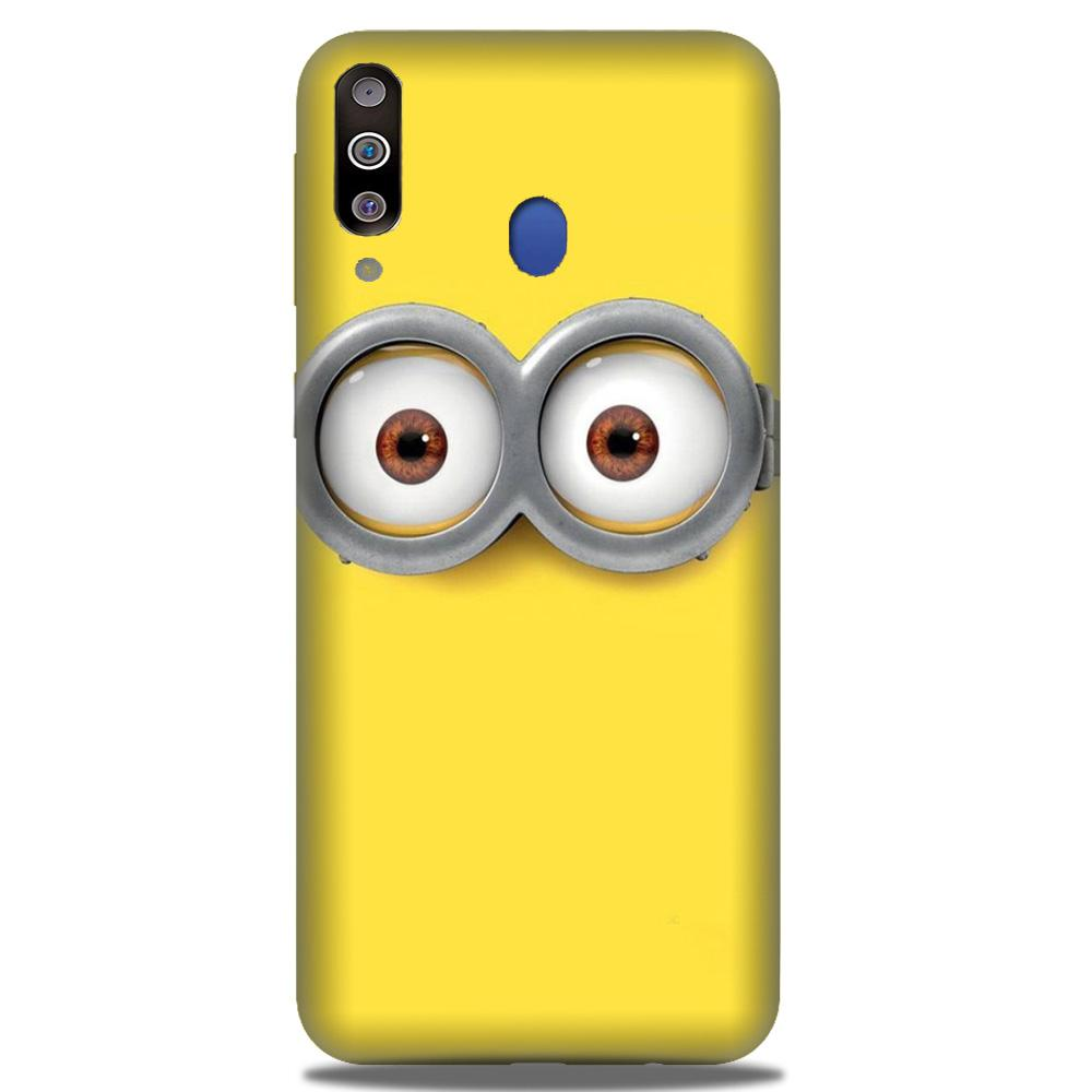 Minions Case for Samsung Galaxy M30  (Design - 128)