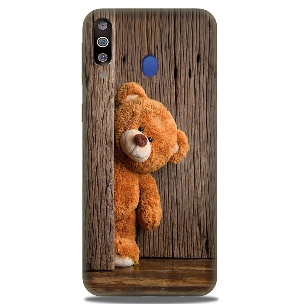Cute Beer Case for Samsung Galaxy M30  (Design - 129)