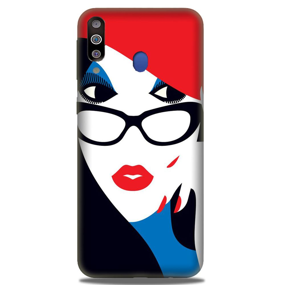 Girlish Case for Samsung Galaxy M30  (Design - 131)