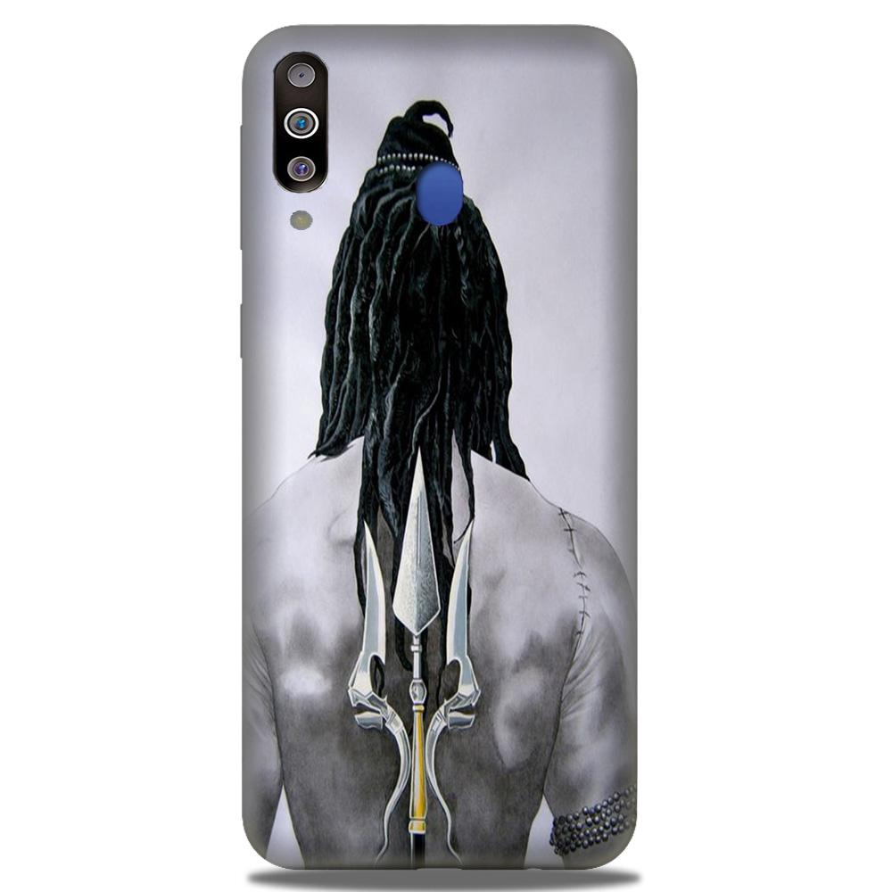 Lord Shiva Case for Samsung Galaxy M30  (Design - 135)