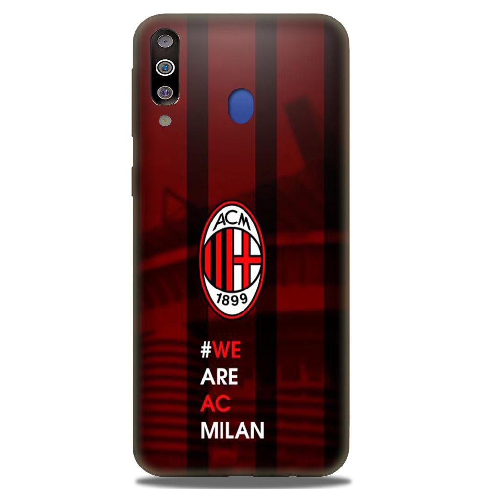 AC Milan Case for Samsung Galaxy M30  (Design - 155)
