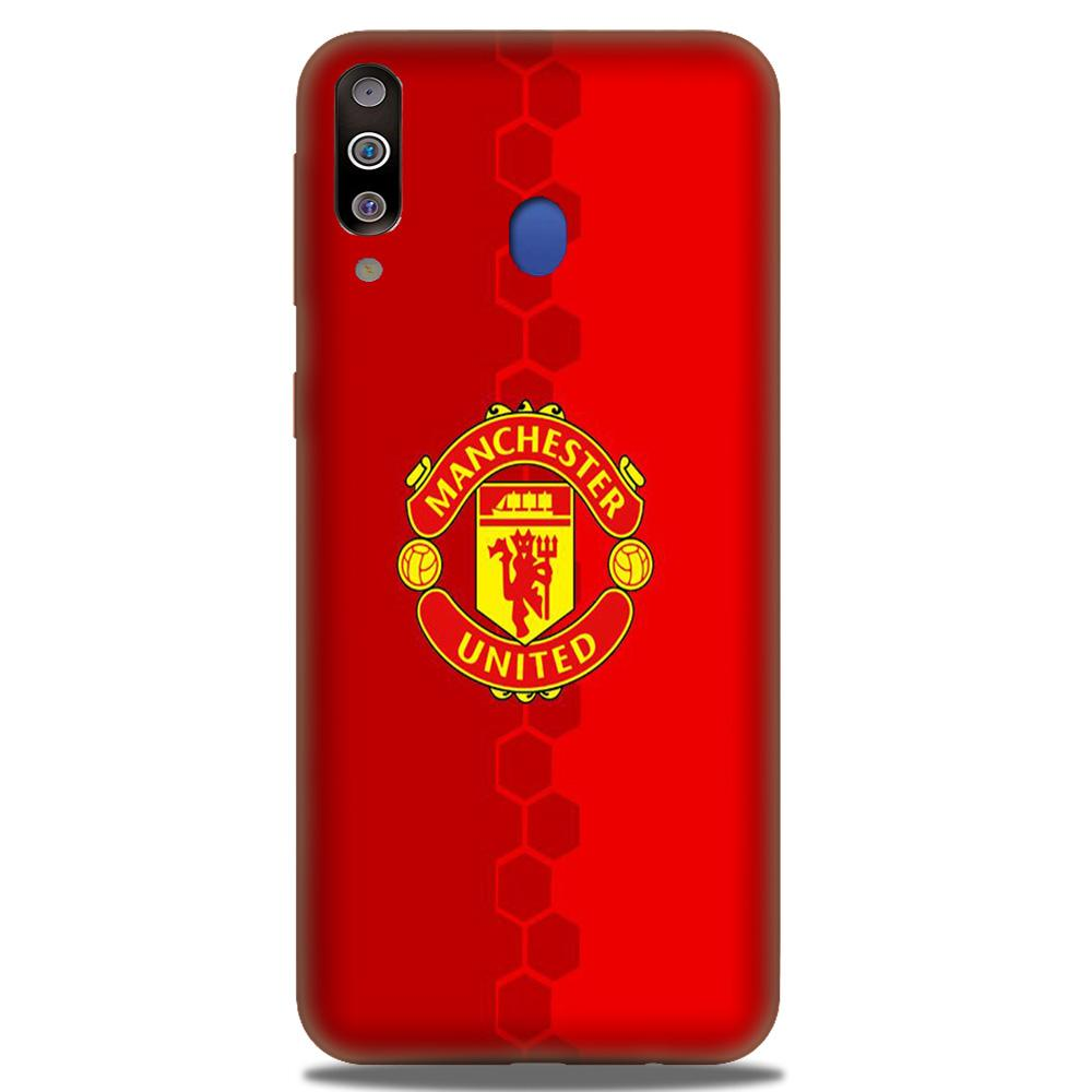 Manchester United Case for Samsung Galaxy M30  (Design - 157)