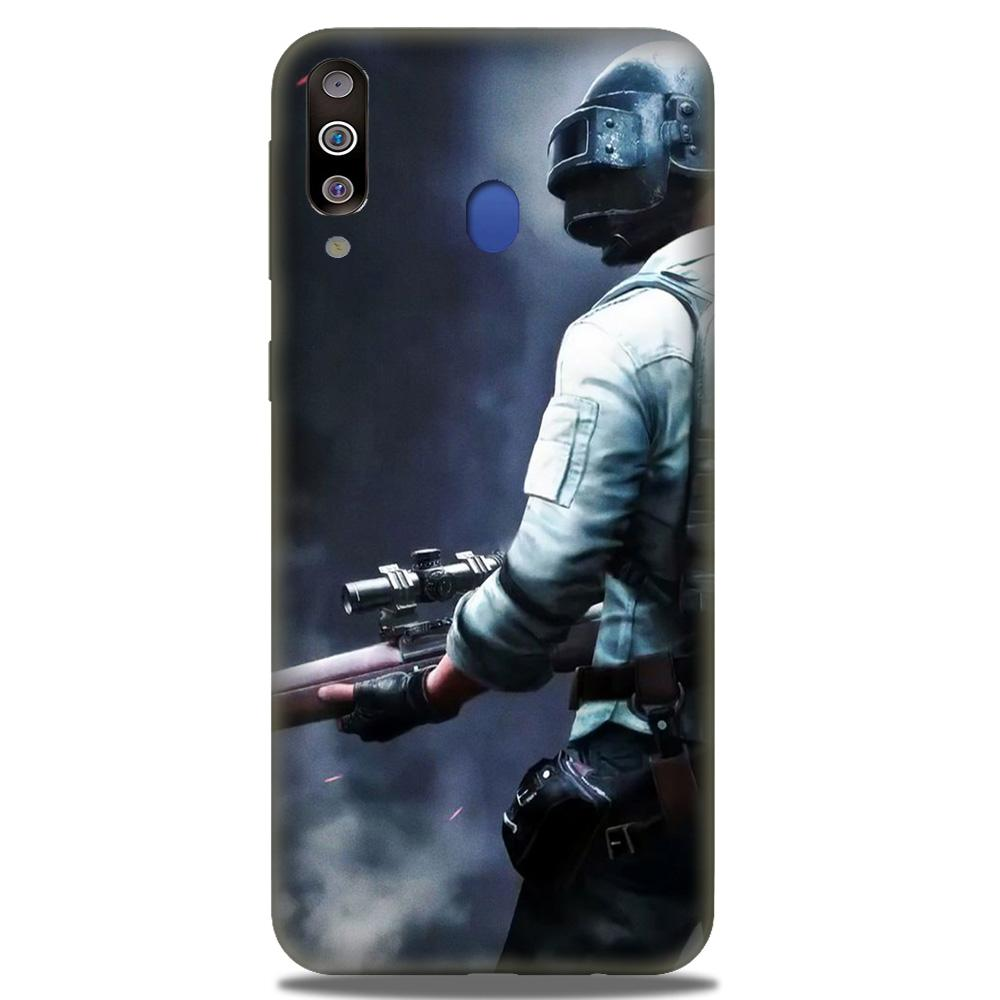 Pubg Case for Samsung Galaxy M30  (Design - 179)