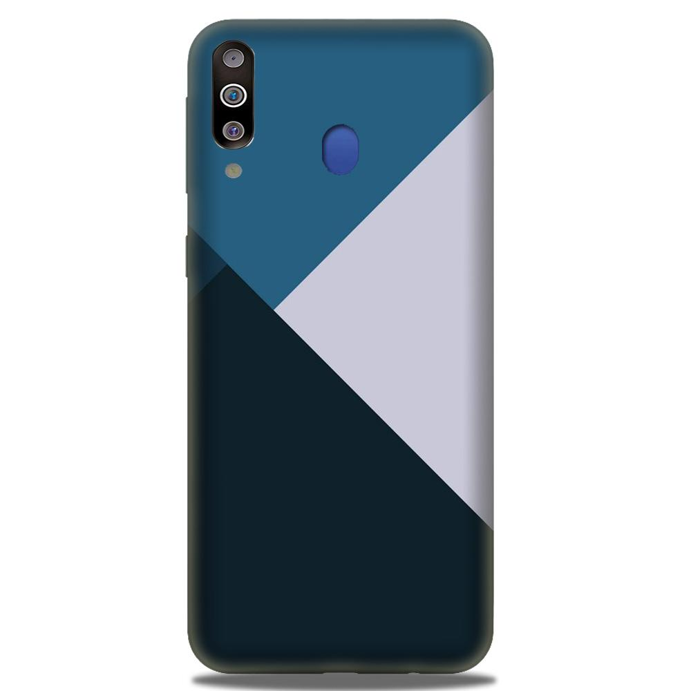Blue Shades Case for Samsung Galaxy M30 (Design - 188)