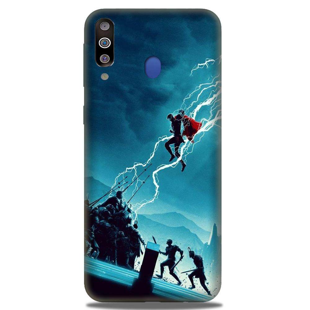 Thor Avengers Case for Samsung Galaxy M30 (Design No. 243)