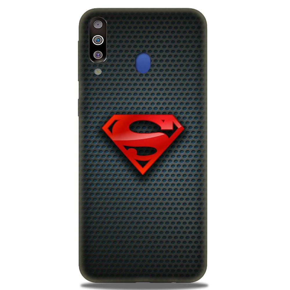 Superman Case for Samsung Galaxy M30 (Design No. 247)