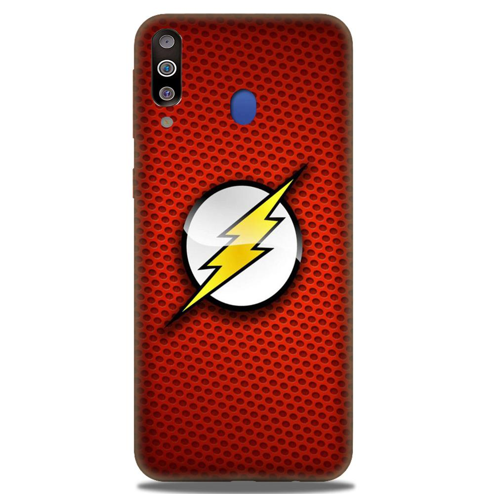 Flash Case for Samsung Galaxy M30 (Design No. 252)