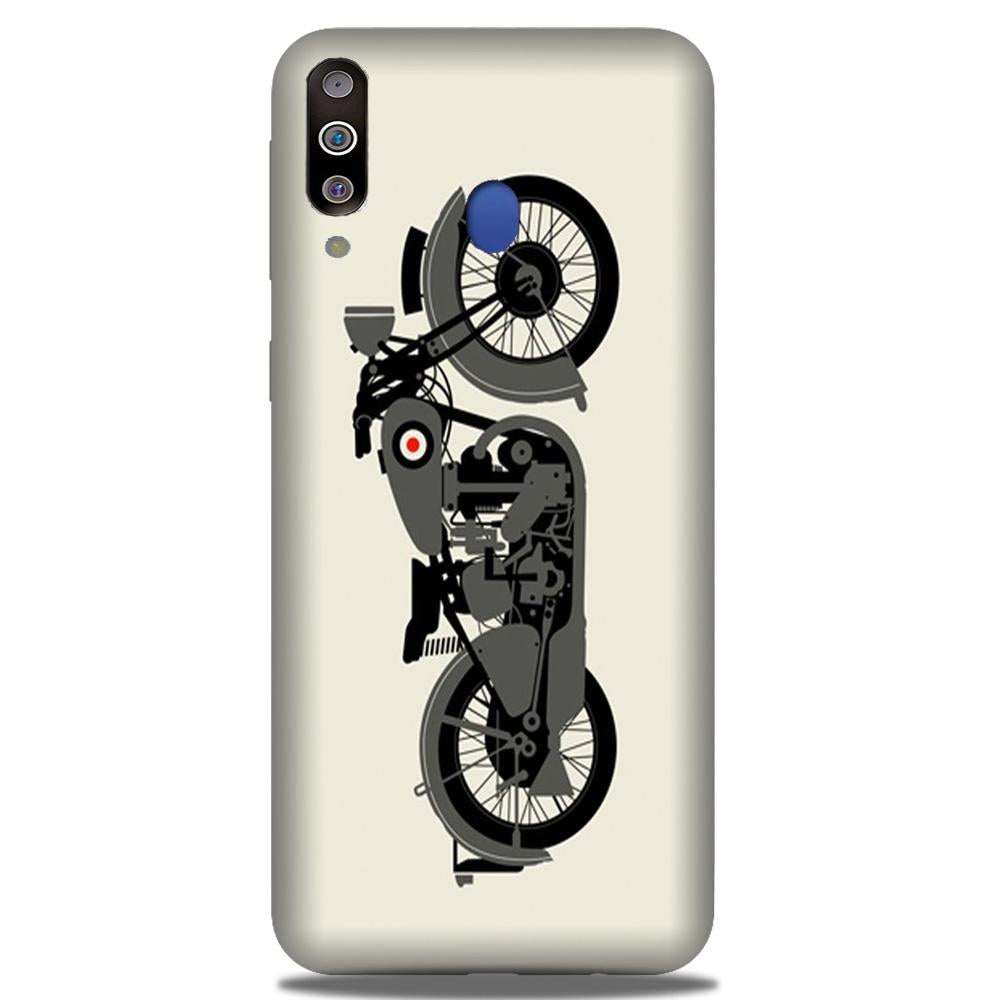 MotorCycle Case for Samsung Galaxy M30 (Design No. 259)