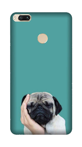 Puppy Mobile Back Case for Mi A1  (Design - 333)
