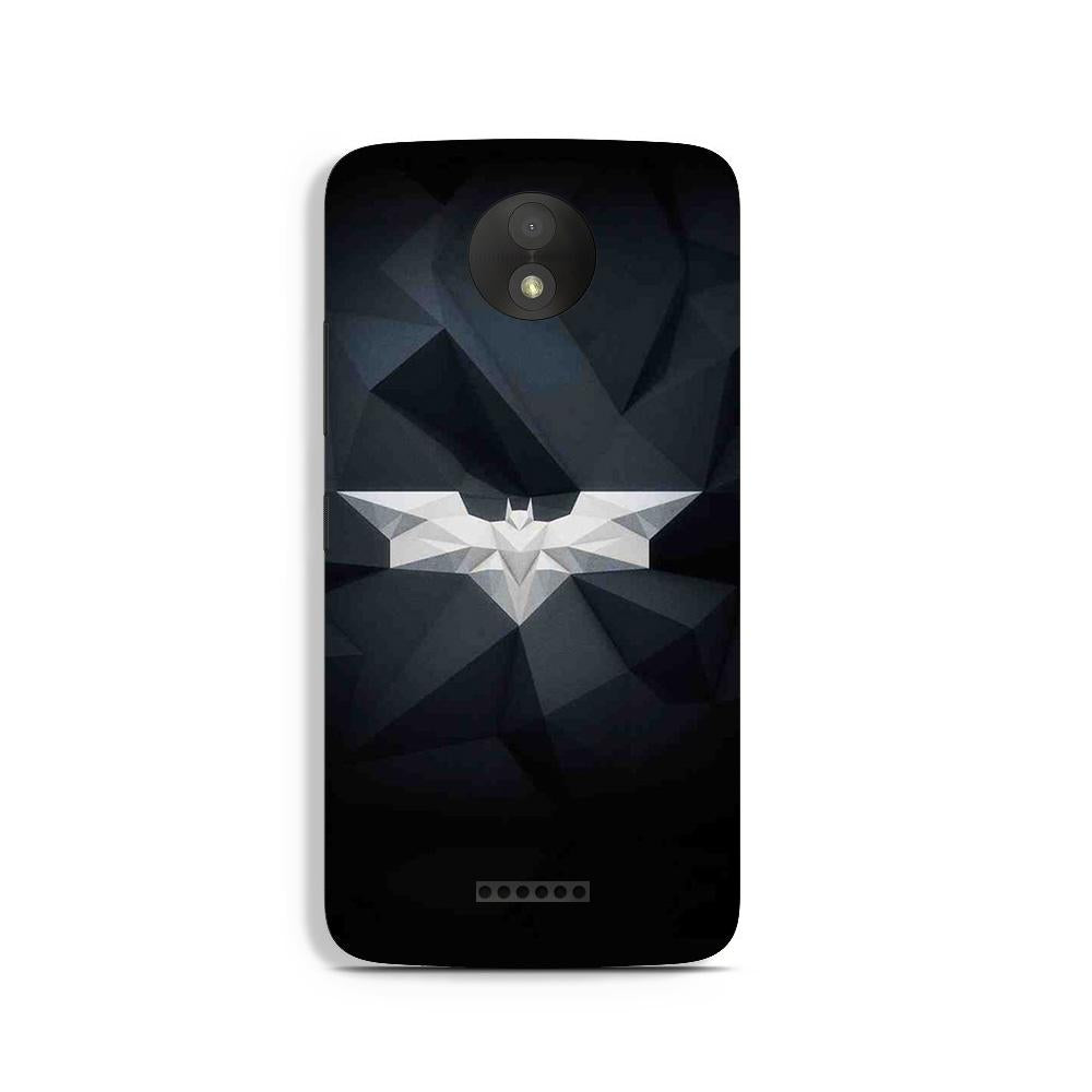 Batman Case for Moto C