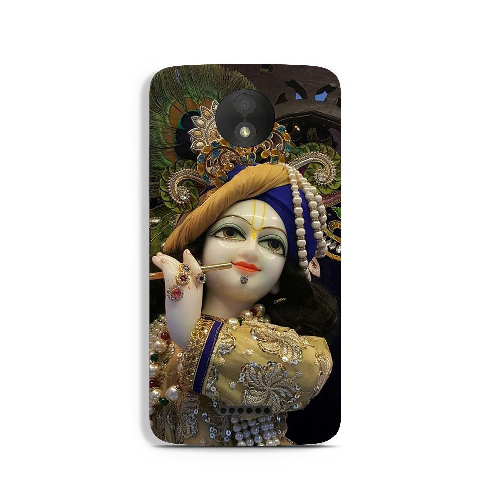 Lord Krishna3 Case for Moto C