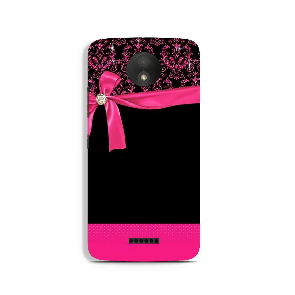 Gift Wrap4 Case for Moto C