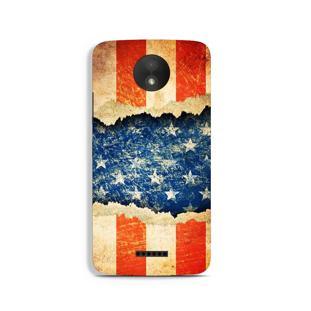 United Kingdom Case for Moto C