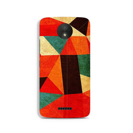 Modern Art Case for Moto C (Design - 203)