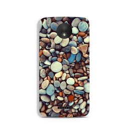 Pebbles Case for Moto C (Design - 205)