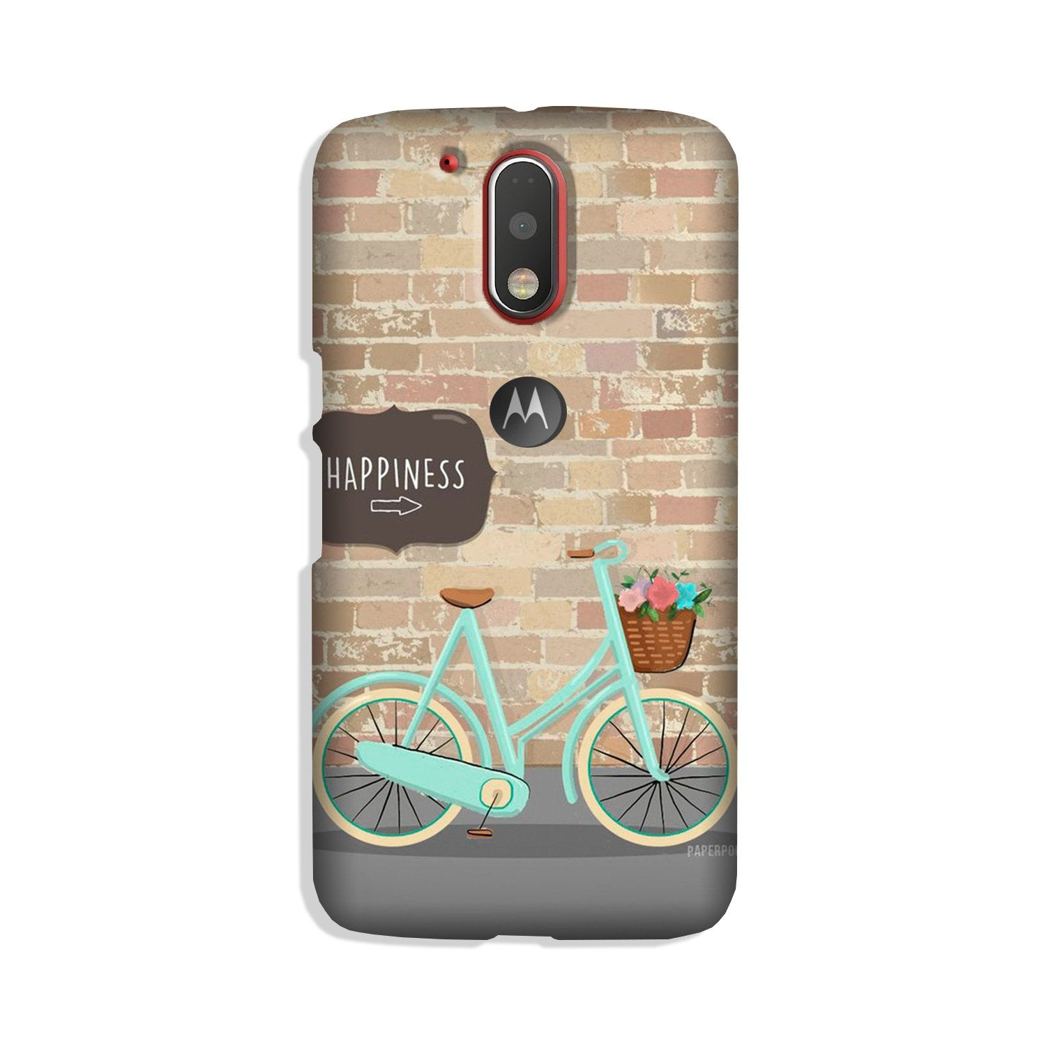 Happiness Case for Moto G4 Plus