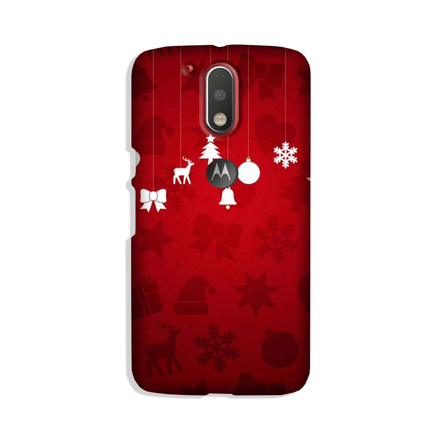 Christmas Case for Moto G4 Plus