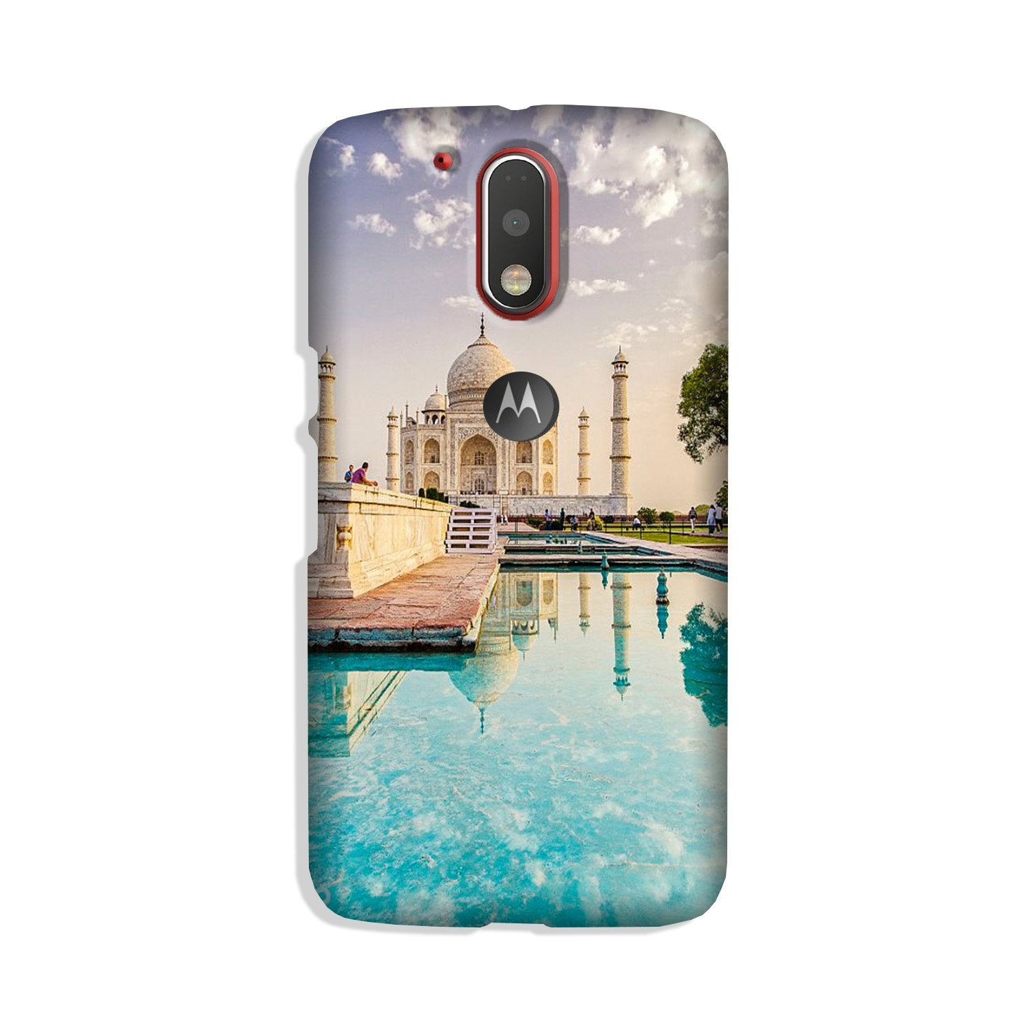 Tajmahal Case for Moto G4 Plus
