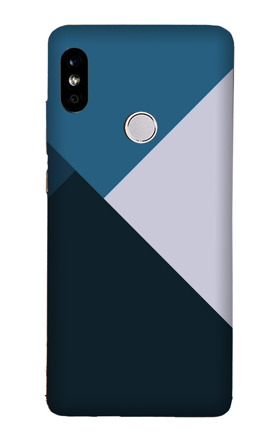 Blue Shades Case for Xiaomi Redmi Y3 (Design - 188)