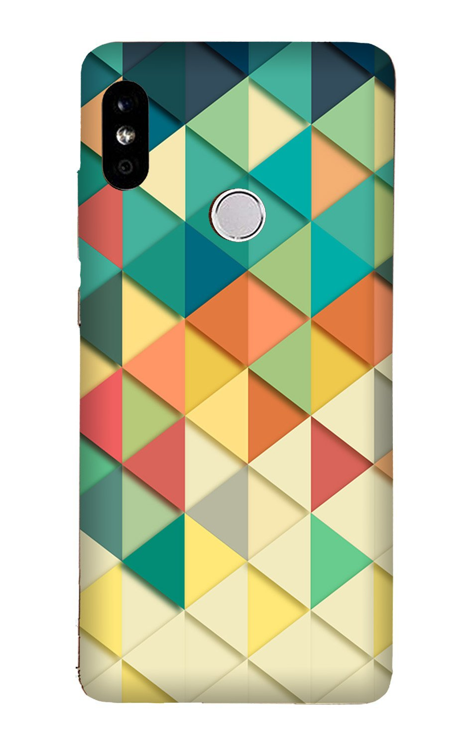 Designer Case for Xiaomi Redmi Y3 (Design - 194)