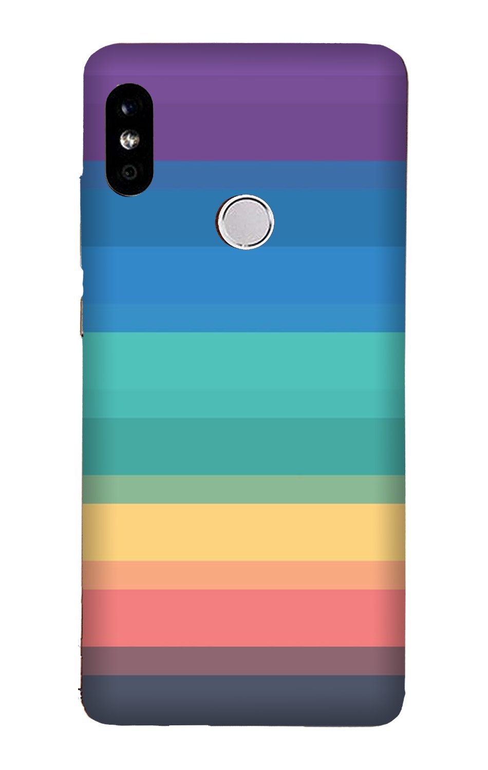 Designer Case for Xiaomi Redmi Y3 (Design - 201)