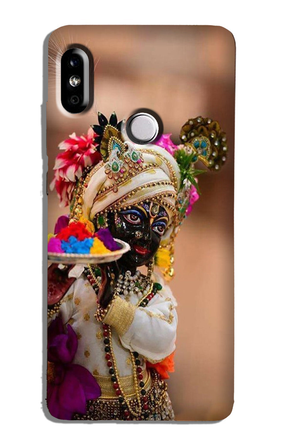 Lord Krishna2 Case for Redmi Note 6 Pro