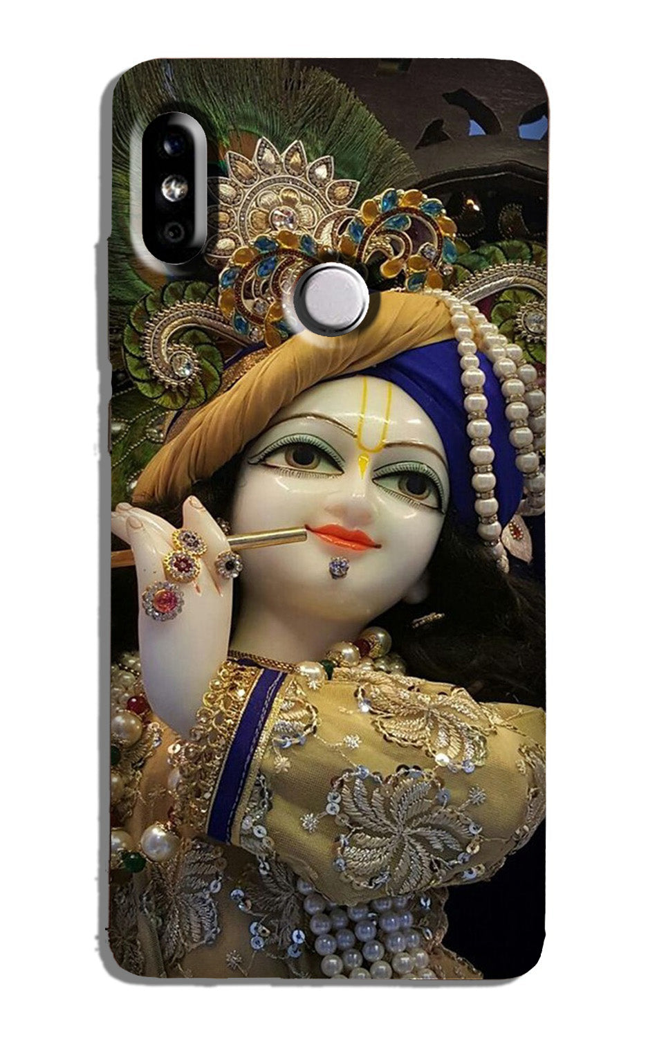 Lord Krishna3 Case for Mi A2