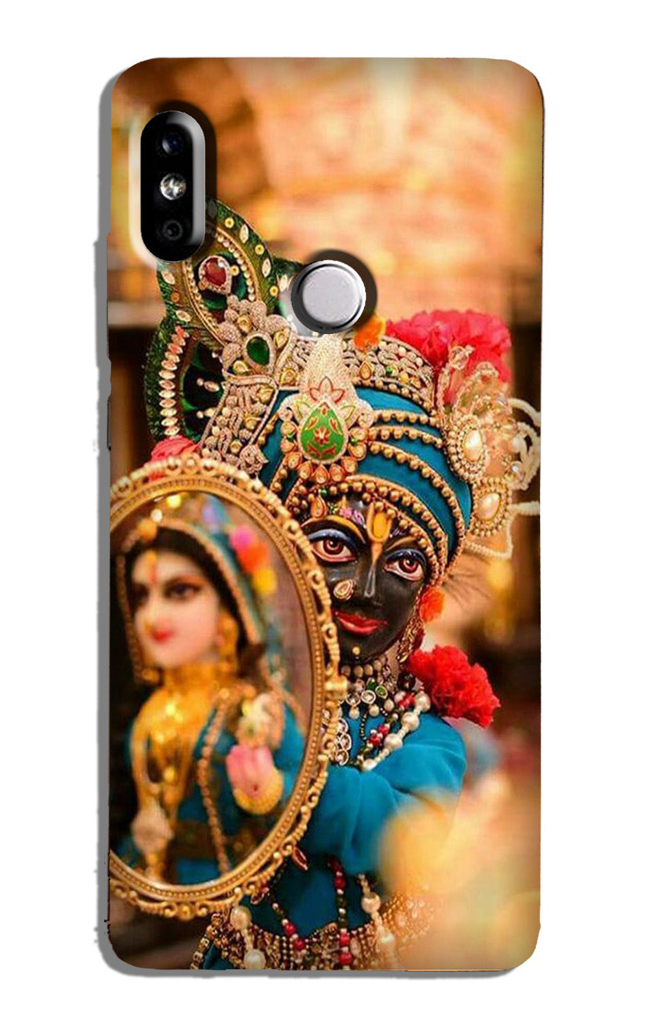 Lord Krishna5 Case for Redmi Y2