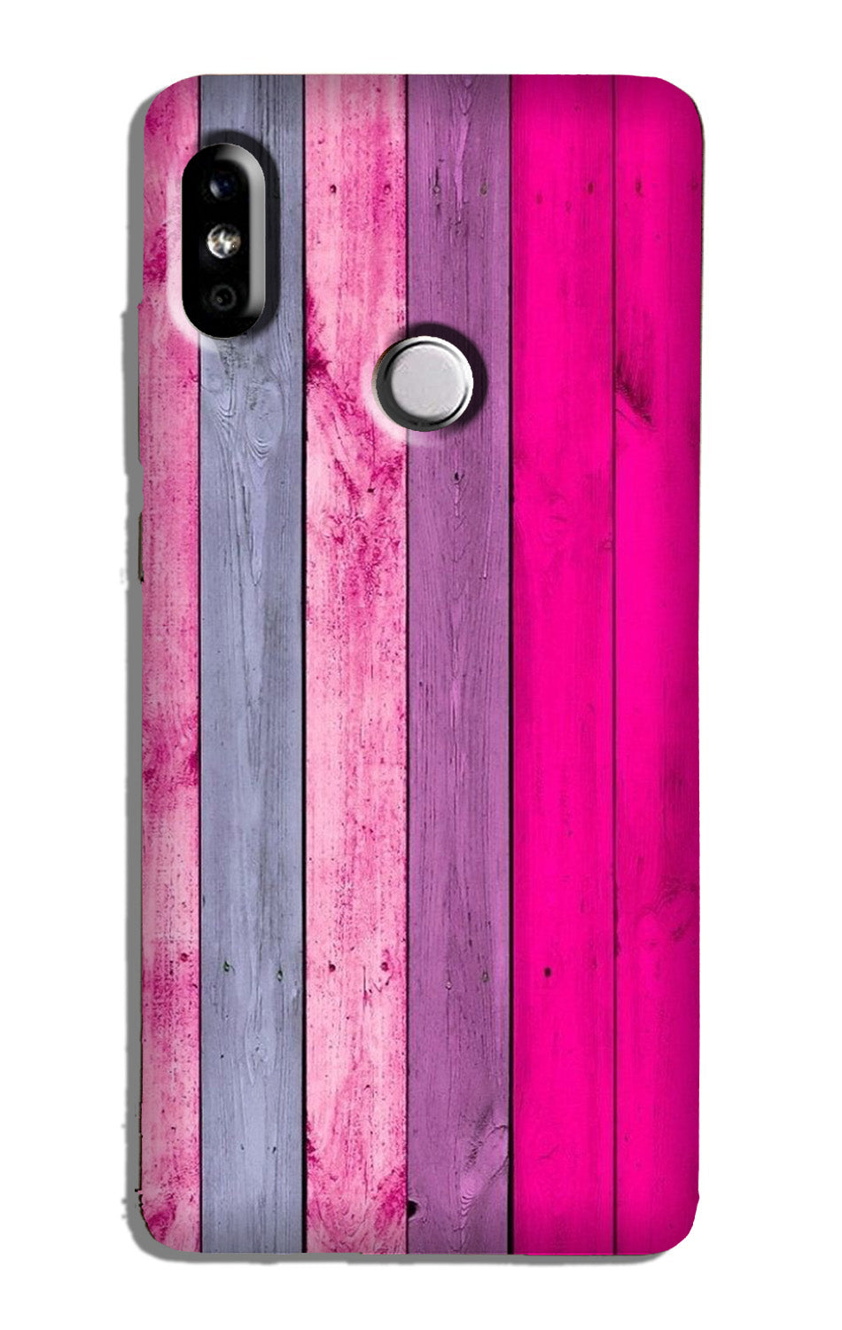 Wooden look Case for Redmi Note 6 Pro