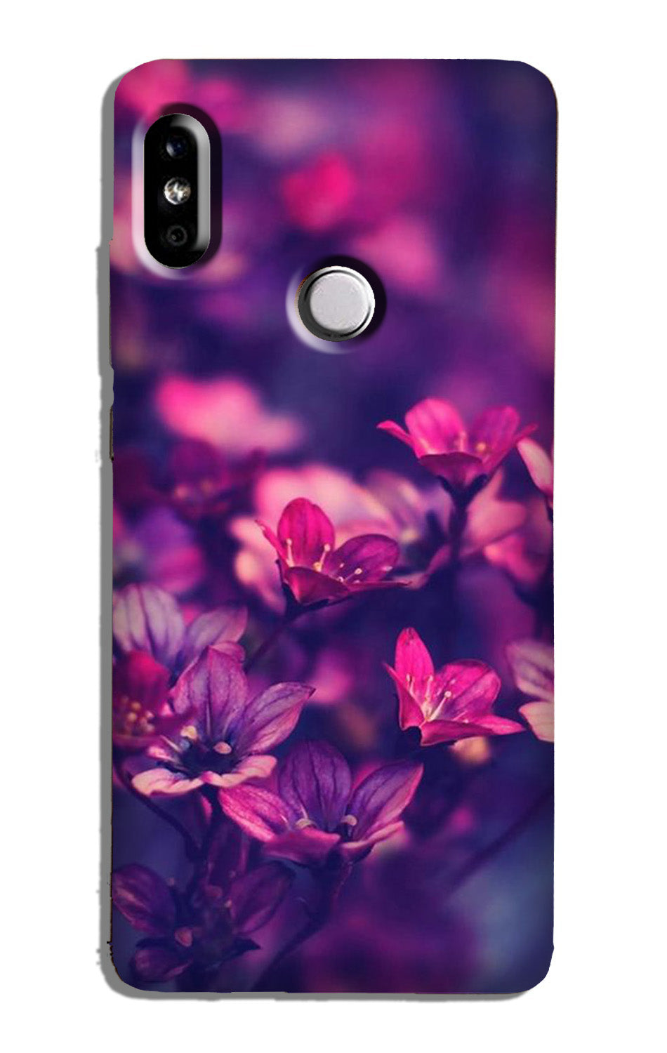 flowers Case for Mi A2
