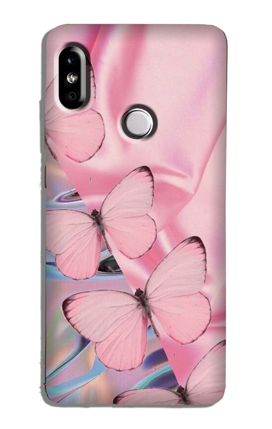 Butterflies Case for Redmi Y2