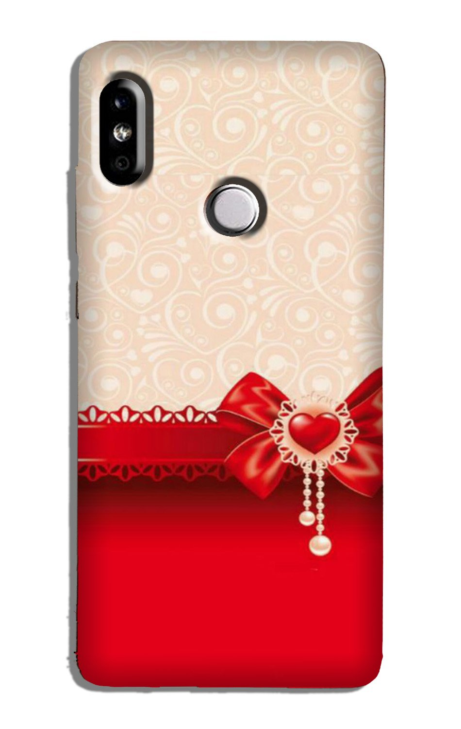 Gift Wrap3 Case for Redmi Note 5 Pro