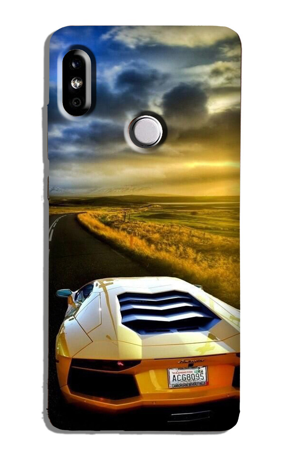 Car lovers Case for Redmi Y2