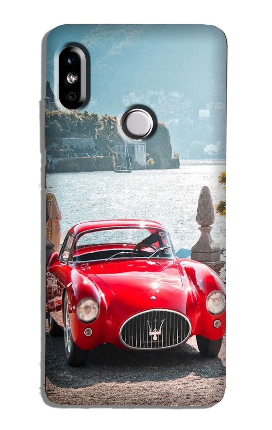 Vintage Car Case for Redmi Note 6 Pro