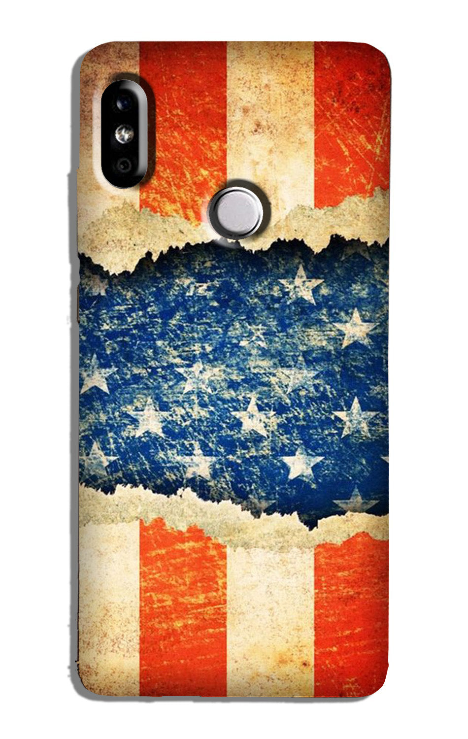 United Kingdom Case for Redmi Y2
