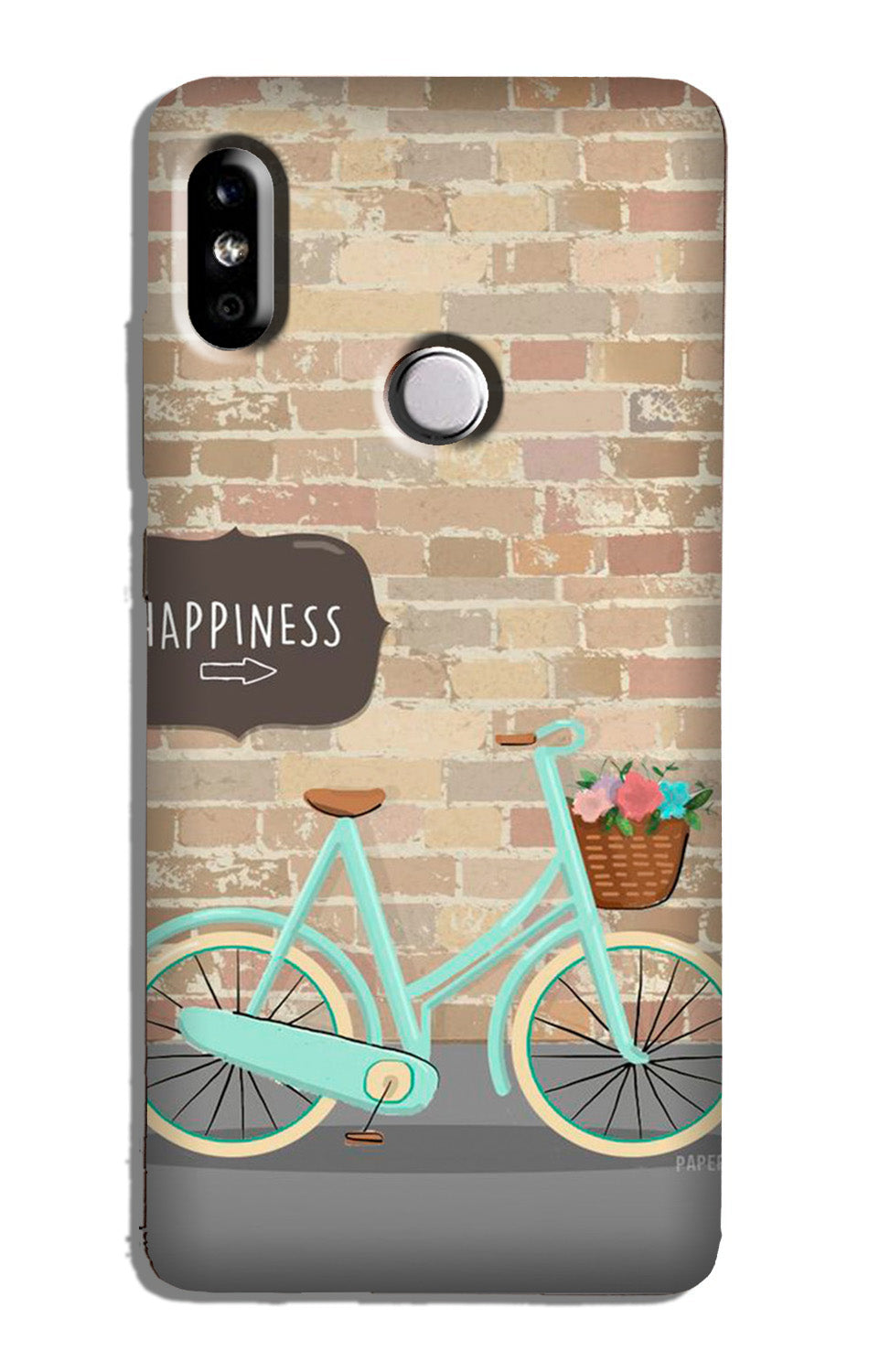 Happiness Case for Redmi Note 6 Pro