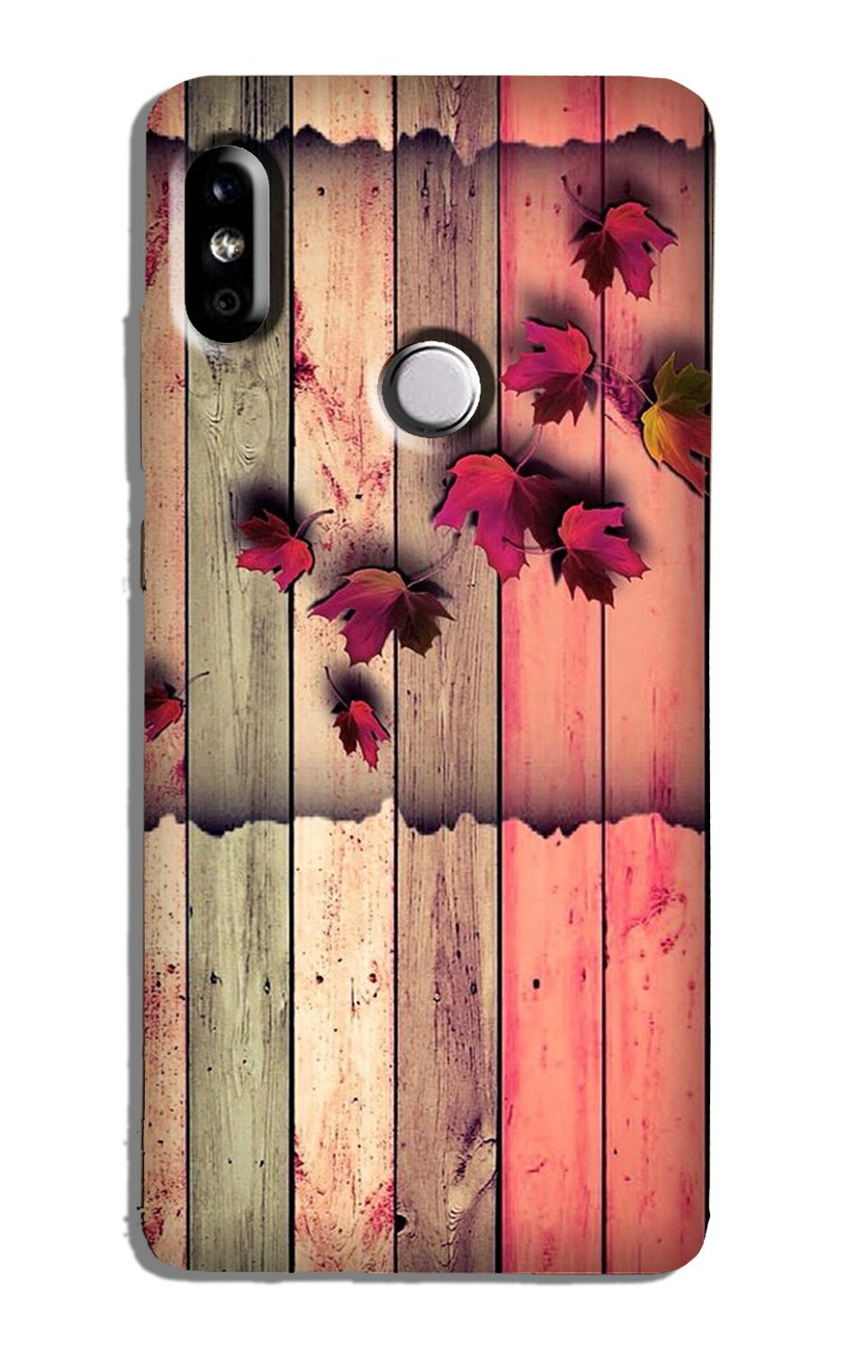 Wooden look2 Case for Xiaomi Redmi Y3