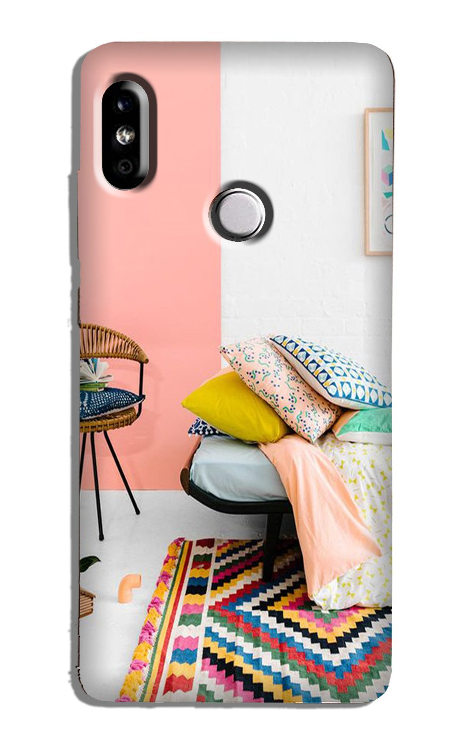 Home Décor Case for Redmi Note 5 Pro