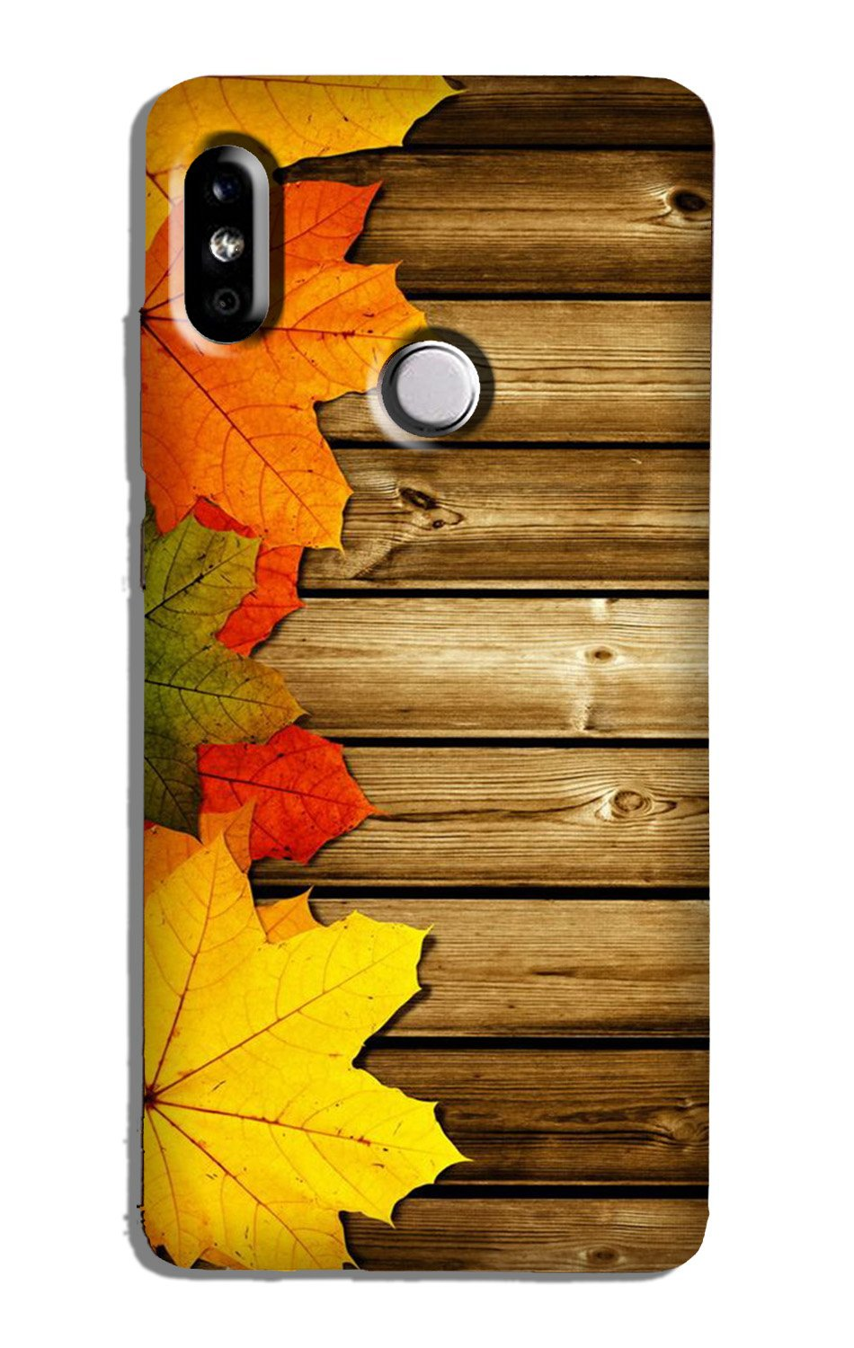 Wooden look Case for Redmi Note 5 Pro