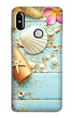 Sea Shells Case for Redmi Note 6 Pro