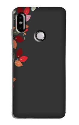 Grey Background Case for Redmi Y2