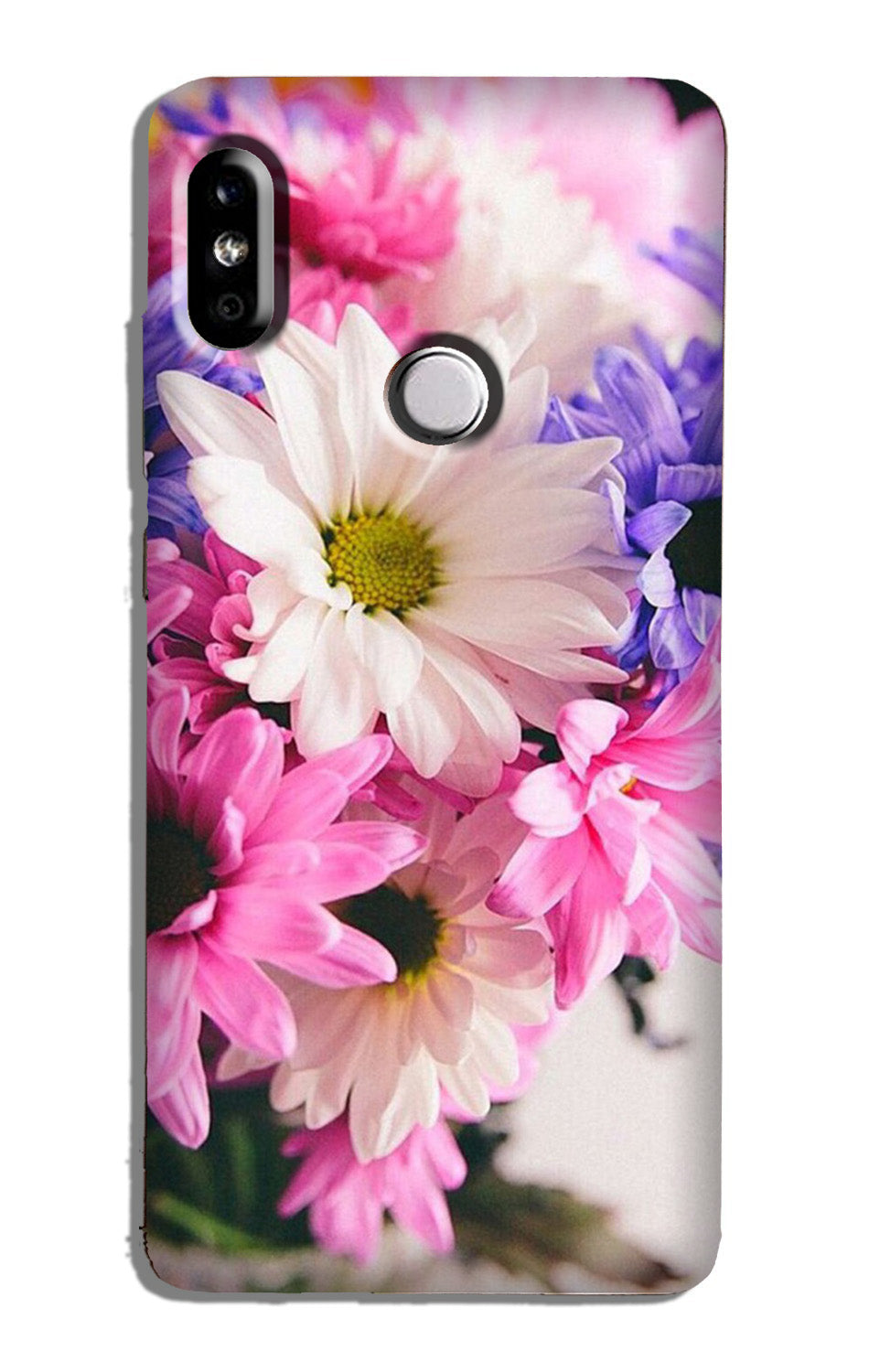 Coloful Daisy Case for Redmi Note 6 Pro