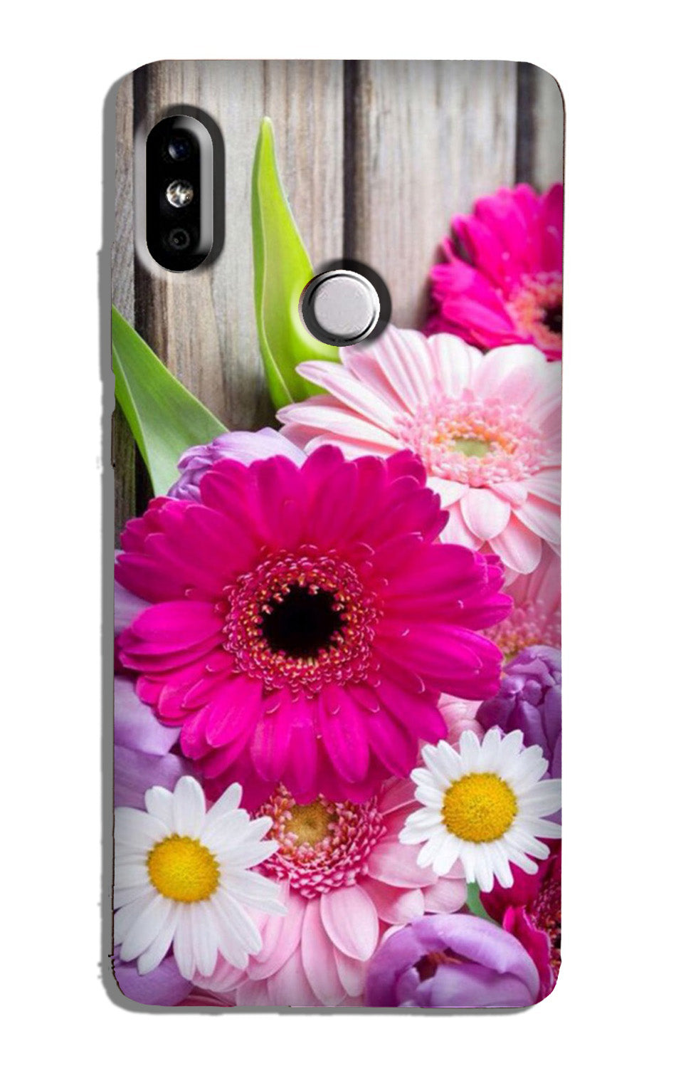 Coloful Daisy Case for Redmi Y2