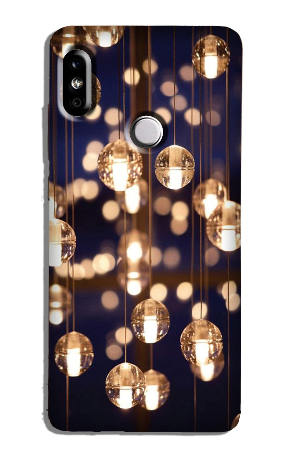 Party Bulb Case for Redmi Note 5 Pro