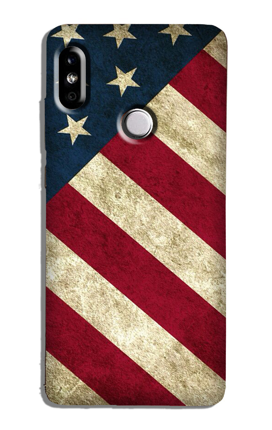 America Case for Redmi Note 6 Pro