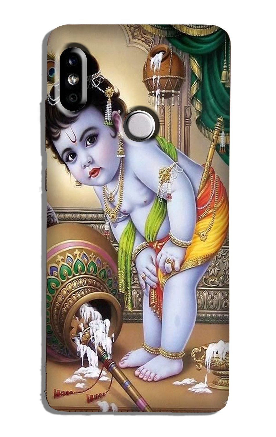 Bal Gopal Case for Redmi Note 5 Pro