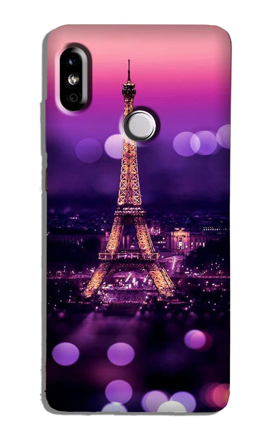 Eiffel Tower Case for Redmi Note 6 Pro