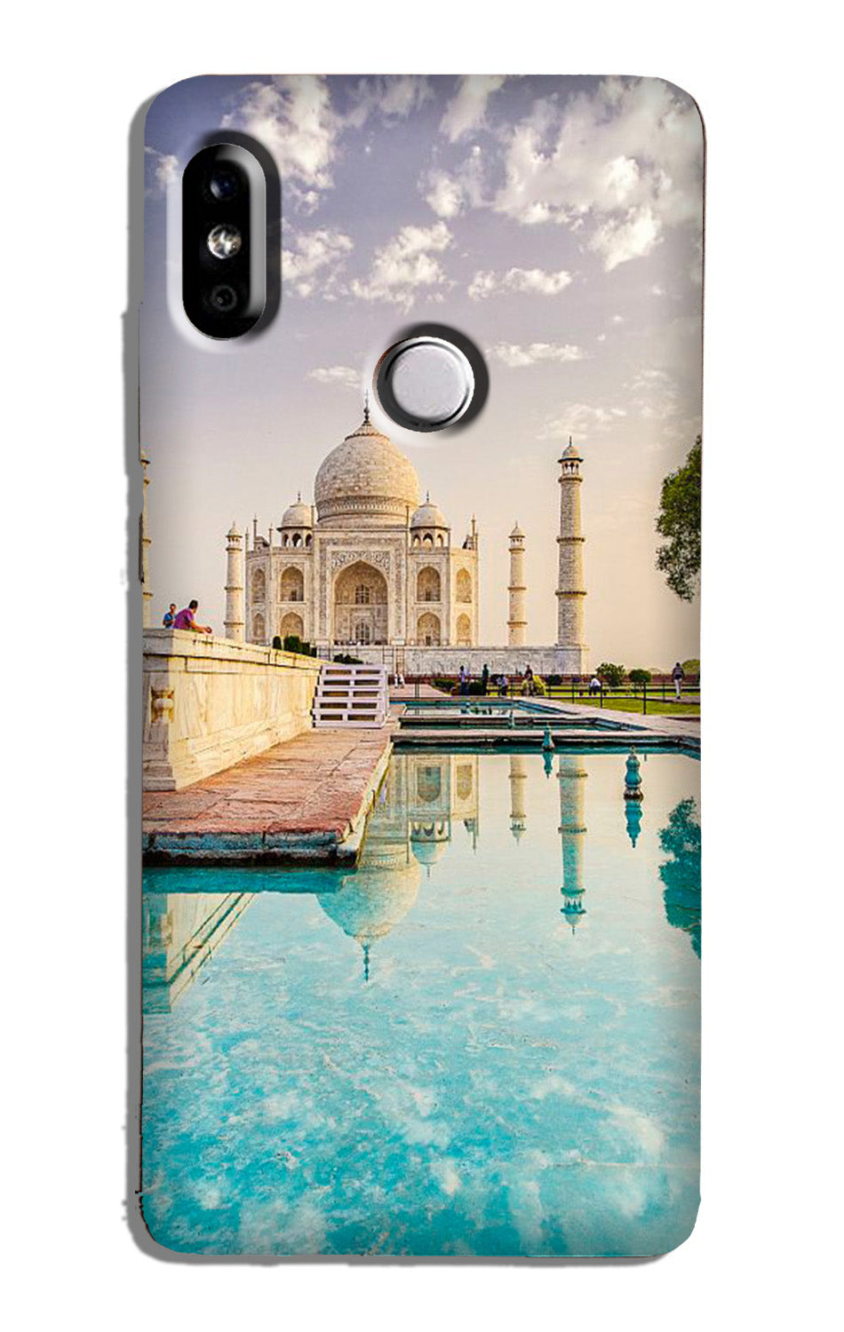 Tajmahal Case for Mi A2